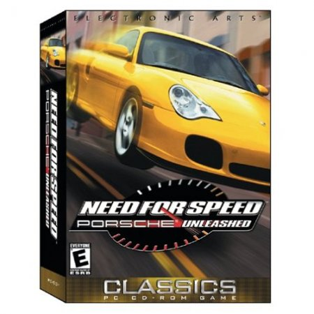 Need For Speed V: Porshe Unleashed (RUS)