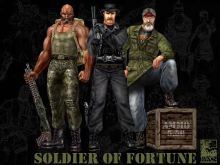 Soldier Of Fortune (RUS)