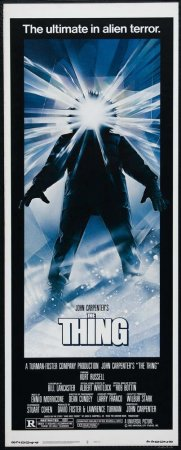 Нечто / The Thing [1982, HDDVDRip]