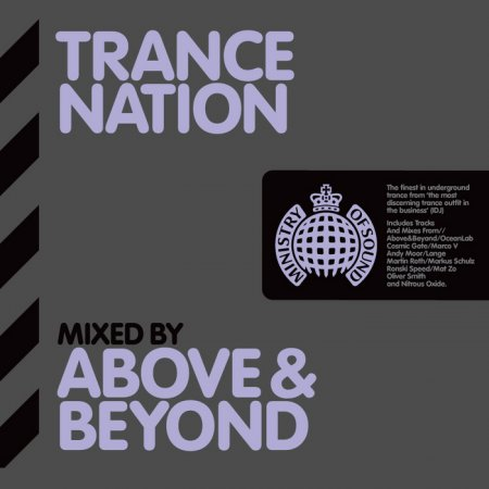 VA - Trance Nation Mixed By Above And Beyond (2CD) 2009