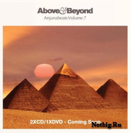 VA - Anjunabeats Vol. 7 (Mixed By Above And Beyond) 2CD (2009)