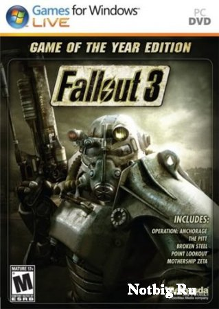 Fallout 3 - Game of the Year edition (2009)