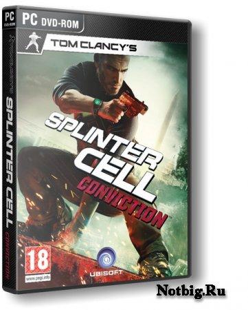 Splinter Cell Conviction (EngRus) [RePack] от R.G. Механики