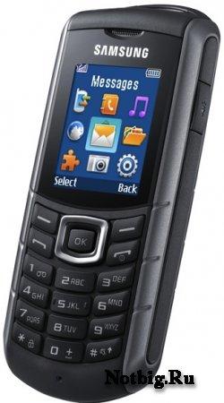 Samsung Xcover E2370 - почти сутки разговоров или два месяца работы в режиме ожидания
