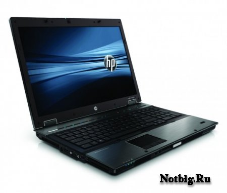 Ноутбук HP EliteBook 8740W теперь комплектуют видеокартой NVIDIA Quadro FX5000M