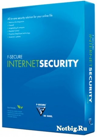 F-Secure Internet Security 2011 10.50 Build 197 (Eng/Rus)