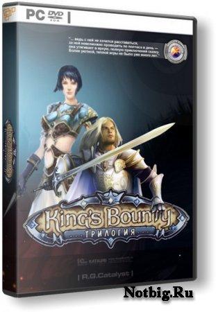[RePack Lossless] King's Bounty. Трилогия / King's Bounty Trilogy [Ru] 2008/2010 | R.G. Catalyst