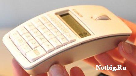 Canon объединяет мышь и калькулятор в одном корпусе