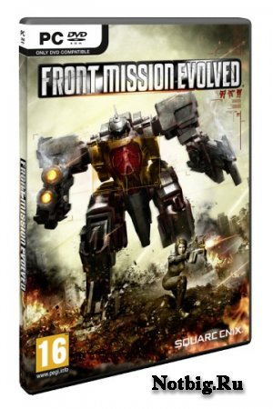 Front Mission Evolved [En] 2010