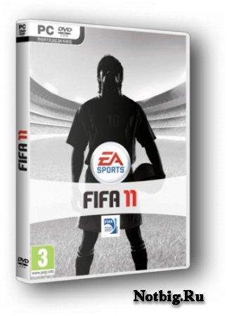 [RePack] FIFA 2011 (rus)