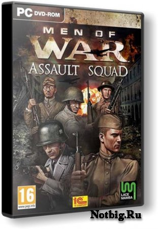 [RePack] Men of War: Assault Squad [Ru] 2011