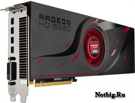 Видеокарты Radeon HD 6990 уже попали в руки обозревателей