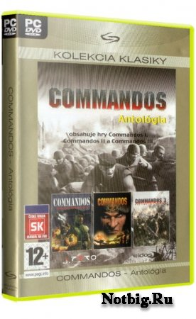 [RePack] Commandos: Gold Edition [Ru] 2011
