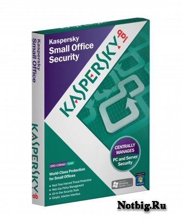 Kaspersky Small Office Security 2.0 (9.1.0.59) + RePack by BuZzOFF [Русский]