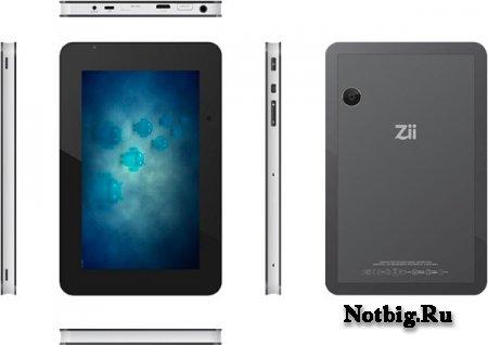 ZiiLabs Jaguar – семейство OEM планшетов с ОС Android Honeycomb