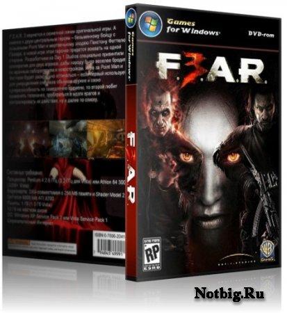 [RePack] F.E.A.R. 3 [Ru] 2011 | RG Games (shidow)