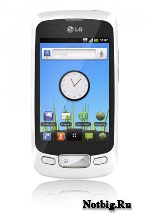 Вышло официальное обновление до Android 2.3.3 для LG Optimus One