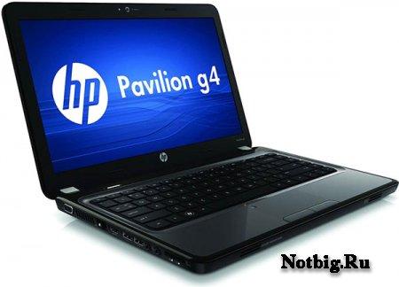 HP готовит 14-дюймовый ноутбук Pavilion G4 с процессором AMD E-450