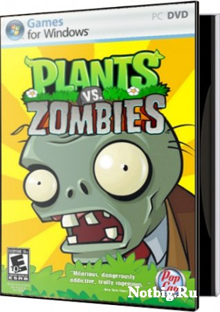 [RePack] Plants vs. Zombies [Ru] 2010