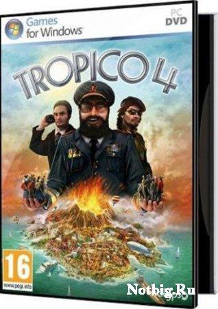 [RePack] Tropico 4 [Multi4+] 2011