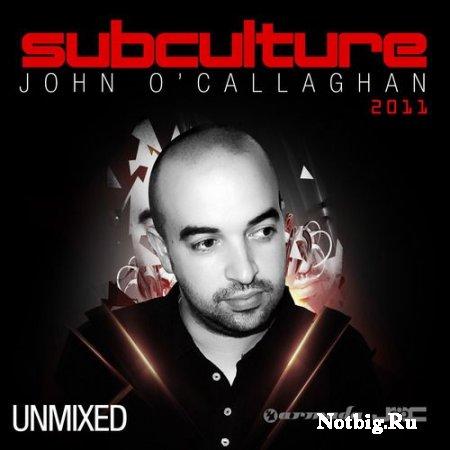 VA - Subculture 2011 Unmixed (2011)