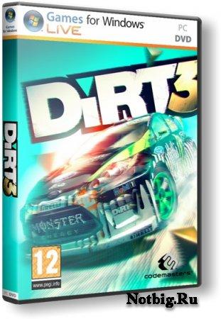 [RePack] DiRT 3 - Complete Edition {v 1.2.0.0+ 7 DLC} [Ru] 2012