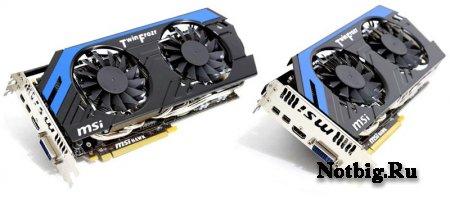 Близкое знакомство с «ястребиной» версией MSI Radeon HD 7870