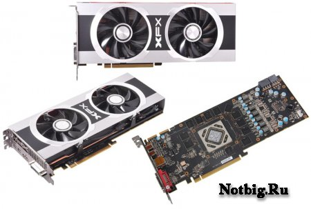 XFX Radeon HD 7970 GHz Edition с технологией Double Dissipation